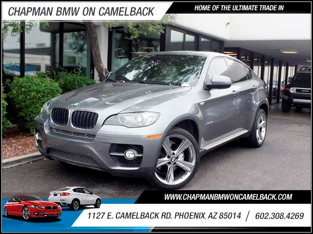2010 BMW X6 xDrive35i 65664 miles 602 385-2286 1127 E Camelback HOME OF THE ULTIMATE TRADE I