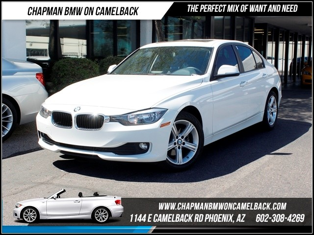 2014 BMW 3-Series Sdn 320i xDrive 12170 miles 60238522861144 E Camelback RdChapman BMW on C