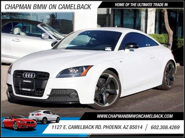 2013 Audi TT 20T quattro Premium Plus 38825 miles 1127 E Camelback BUY WITH CONFIDENCE C