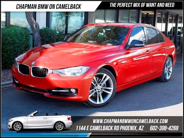 2012 BMW 3-Series Sdn 328i Sport Line PremTech Pkg 33605 miles 1144 E CamelbackCPO Elite Sale