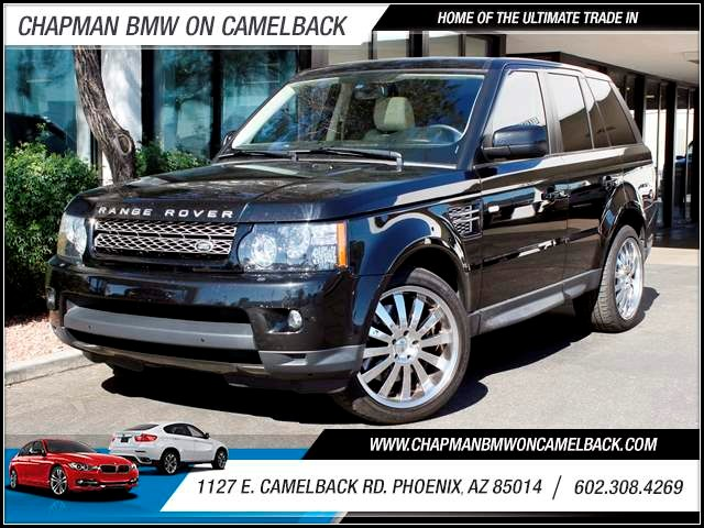 2013 Land Rover Range Rover Sport HSE LUX Nav 27330 miles TAX SEASON IS HERE Buy the car or tru