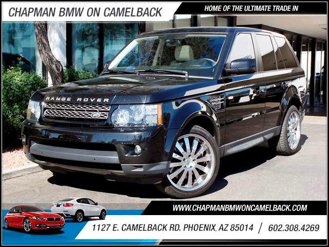 2013 Land Rover Range Rover Sport HSE LUX NAV 27330 miles TAX SEASON IS HERE Buy the car or tru