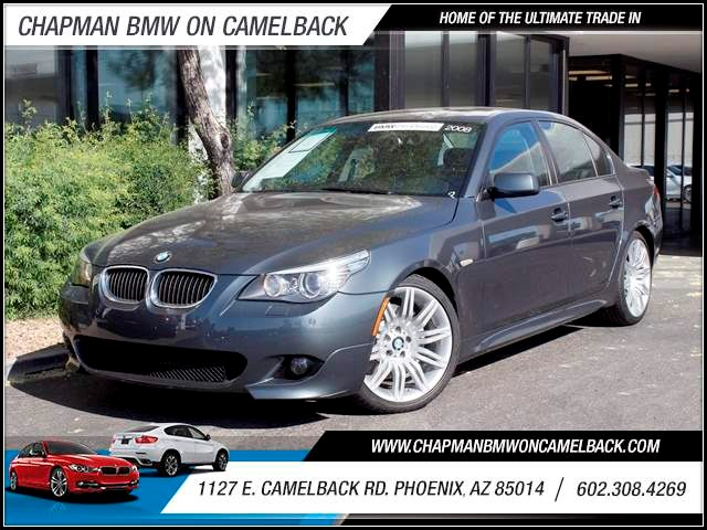 2008 BMW 5-Series 550i 61023 miles 602 385-2286 1127 Camelback TAX SEASON IS HERE Buy the c