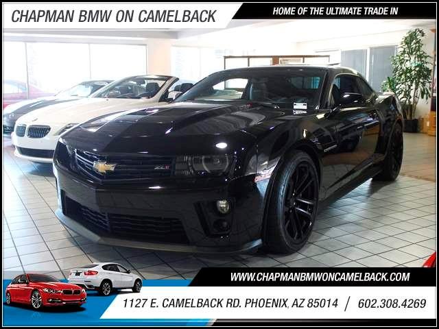 2013 Chevrolet Camaro ZL1 21037 miles 602 385-2286 1127 Camelback TAX SEASON IS HERE Buy th