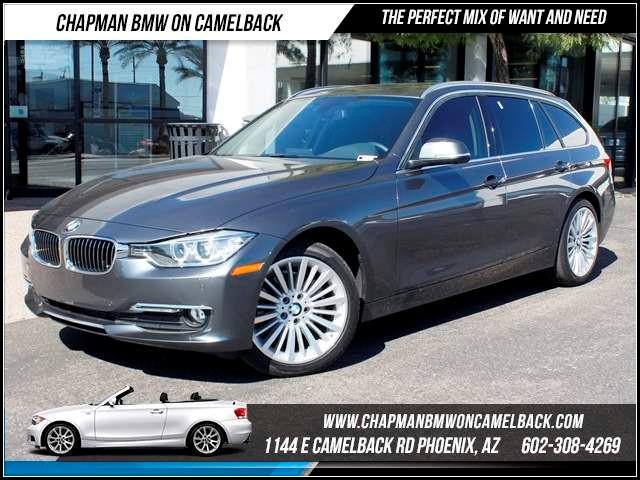 2014 BMW 3-Series Wgn 328d xDrive Nav Prem Driver Assi 7854 miles 1144 E CamelbackChapman BMW on