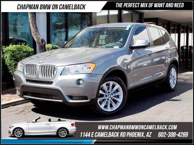 2014 BMW X3 xDrive28i 11355 miles 1144 E CamelbackCPO Spring Sales Event on now at Chapman BM