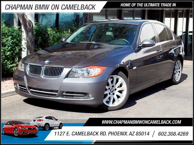 2008 BMW 3-Series Sdn 335i 72182 miles 1127 E Camelback BUY WITH CONFIDENCE Chapman BMW i