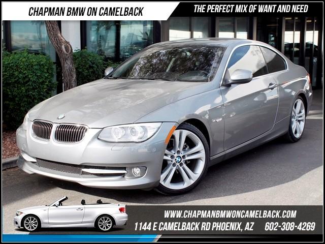2012 BMW 3-Series Cpe 328i Prem Pkg Nav 42733 miles 1144 E CamelbackCPO Elite Sales Event on n
