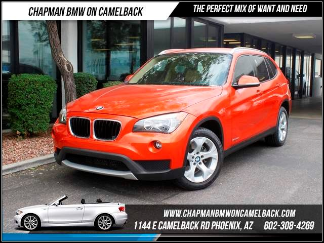 2014 BMW X1 sDrive28i 16997 miles 1144 E Camelback RdChapman BMW on Camelback in PHX has over 1