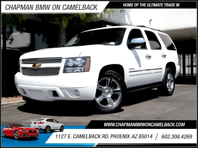 2011 Chevrolet Tahoe LTZ 67415 miles 602 385-2286 1127 E Camelback HOME OF THE ULTIMATE TRAD