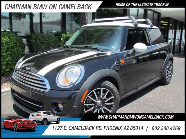 2013 MINI Hardtop Cooper 85202 miles 1127 E Camelback BUY WITH CONFIDENCE Chapman BMW is