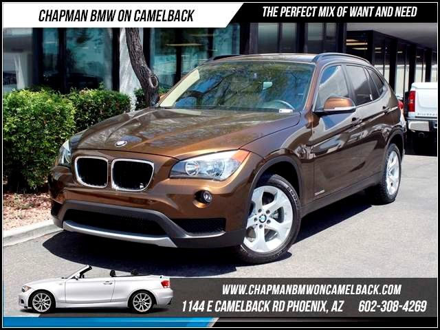 2014 BMW X1 sDrive28i 15952 miles 1144 E CamelbackCPO Spring Sales Event on now at Chapman BM
