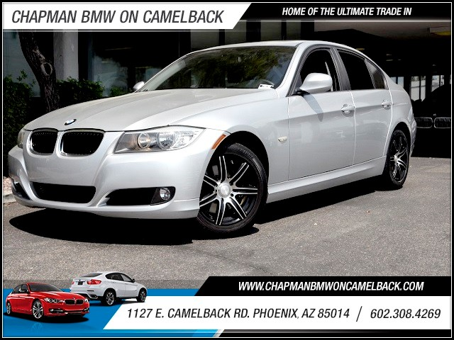 2009 BMW 3-Series 328i 66716 miles Cruise control Anti-theft system audio security system Anti