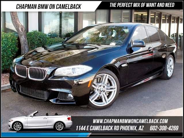 2012 BMW 5-Series 535i 36738 miles 1144 E CamelbackCPO Elite Sales Event on now at Chapman BMW