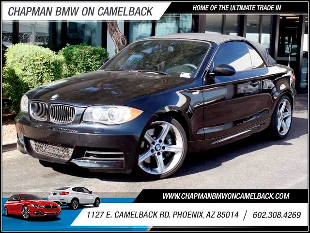 2009 BMW 1-Series 135i Conv 58900 miles 1144 E CamelbackHappier Holiday Sales Event on Now Cha