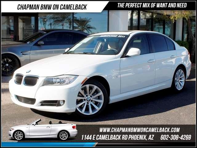 2011 BMW 3-Series Sdn 328i Prem Pkg 16099 miles 1144 E CamelbackCPO Elite Sales Event on now a