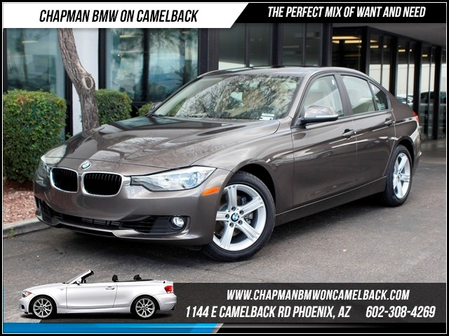 2012 BMW 3-Series Sdn 328i PremTech Pkg Nav 36216 miles Chapman BMW on Camelback CPO Elite Sales