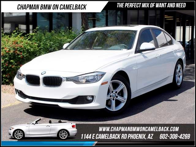 2013 BMW 3-Series Sdn 328i 44542 miles 1144 E CamelbackCPO Spring Sales Event on now at Chapm