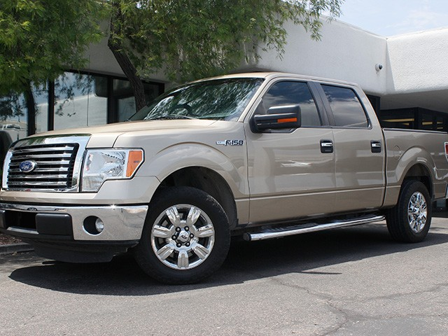 2011 Ford F-150 XLT Crew Cab 83072 miles 602 748-1691 1127 E Camelback HOME OF THE ULTIMATE