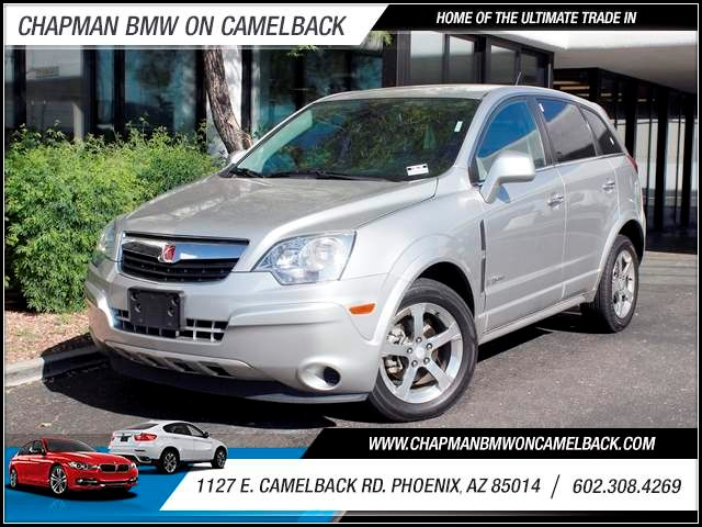 2008 Saturn Vue Green Line 60733 miles 602 385-2286 1127 E Camelback HOME OF THE ULTIMATE TR