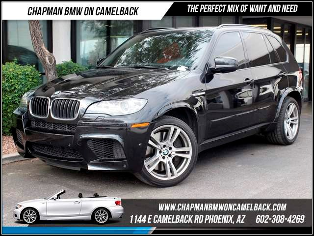 2012 BMW X5 M 22886 miles 1144 E CamelbackCPO Elite Sales Event on now at Chapman BMW on Camel