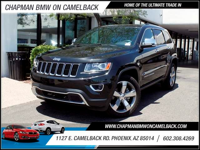 2014 Jeep Grand Cherokee Limited 24446 miles 602 385-2286 1127 E Camelback HOME OF THE ULTIM