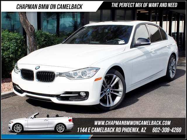 2012 BMW 3-Series Sdn 328i Prem  NAV 32144 miles 1144 E CamelbackCPO Elite Sales Event on now