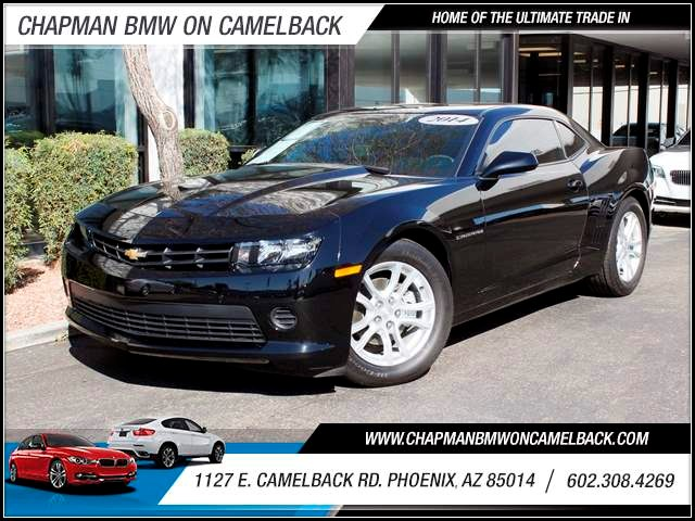 2014 Chevrolet Camaro LS 6449 miles TAX SEASON IS HERE Buy the car or truck of your DREAMS with