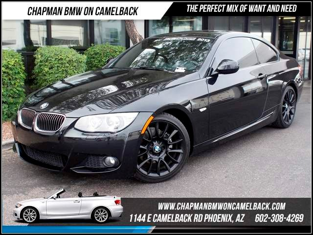 2013 BMW 3-Series Cpe 328i 15053 miles 1144 E CamelbackHappier Holiday Sales Event on Now Chap