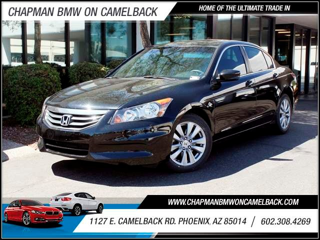 2012 Honda Accord EX-L 34880 miles 602 385-2286 1127 E Camelback HOME OF THE ULTIMATE TRADE