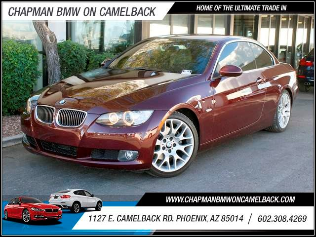 2009 BMW 3-Series Conv 328i 62610 miles 1127 E Camelback BUY WITH CONFIDENCE Chapman BMW