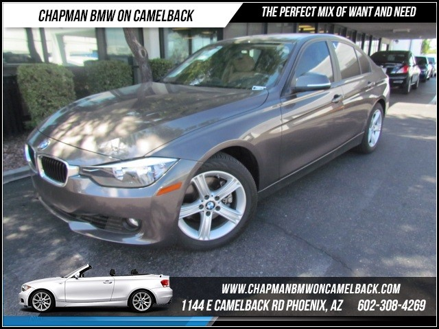 2014 BMW 3-Series 320i 9430 miles 1144 E Camelback RdChapman BMW on Camelback in PHX has over 1