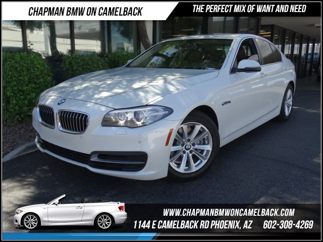 2014 BMW 5-Series 528i 12414 miles 1127 E Camelback BUY WITH CONFIDENCE Chapman BMW is l