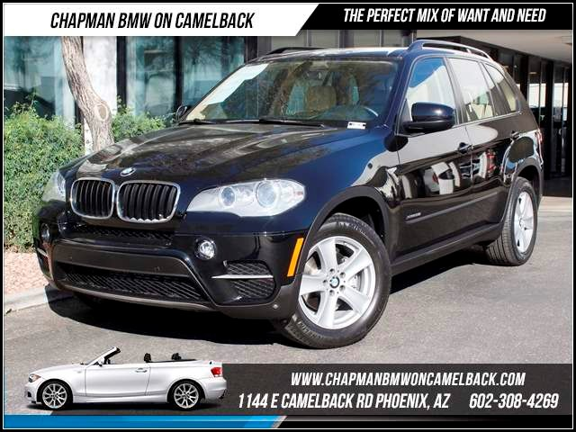 2012 BMW X5 xDrive35i Sport Activity NAV 38959 miles 1144 E CamelbackCPO Elite Sales Event on