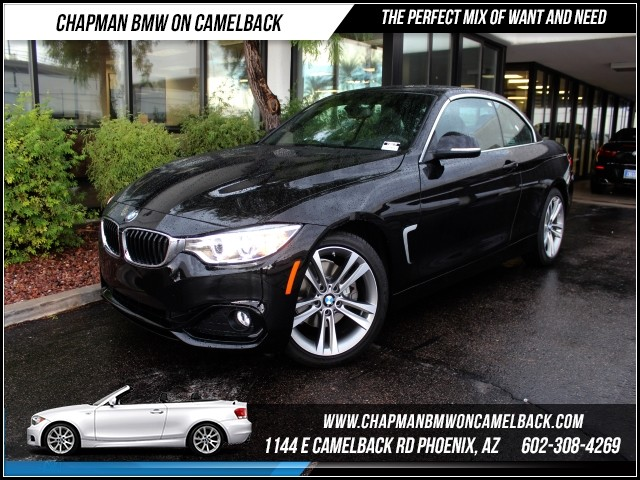 2015 BMW 4-Series 428i 11223 miles Black Friday Sales Event at Chapman BMW on Camelback in Phoeni