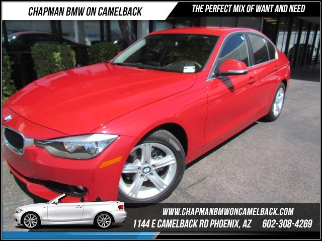 2015 BMW 3-Series Sdn 328i 4481 miles 1127 E Camelback BUY WITH CONFIDENCE Chapman BMW i