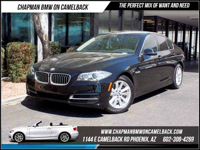 2014 BMW 5-Series 528i NAV 10074 miles 1144 E CamelbackCPO Spring Sales Event on now at Chapm