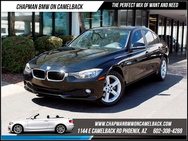 2014 BMW 3-Series Sdn 320i xDrive 9770 miles 1144 E CamelbackCPO Spring Sales Event on now at