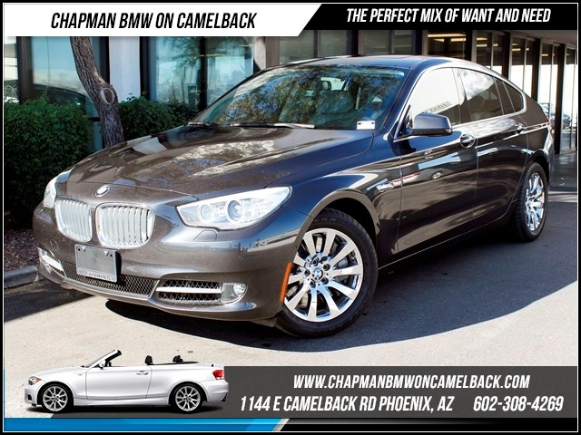 2012 BMW 5-Series 550i GT 31827 miles Chapman BMW on Camelback CPO Elite Sales Event Take advant