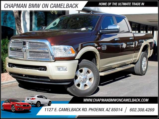 2014 Ram 2500 Laramie Longhorn Crew Cab 9626 miles TAX SEASON IS HERE Buy the car or truck of y