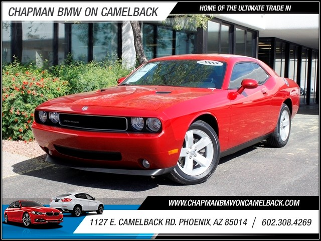2010 Dodge Challenger SE 47784 miles 602 385-2286 1127 E Camelback HOME OF THE ULTIMATE TRAD