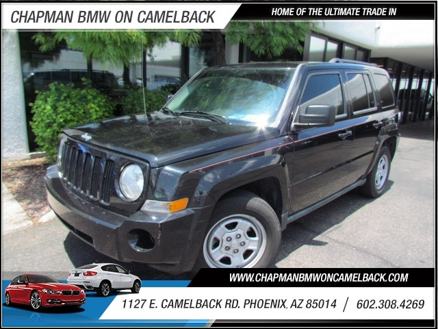 2010 Jeep Patriot Sport 76470 miles 1127 E Camelback BUY WITH CONFIDENCE Chapman BMW is