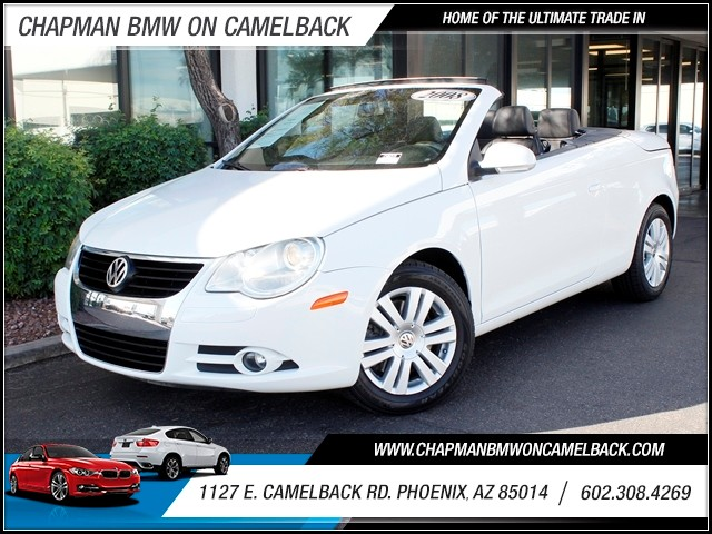 2008 Volkswagen Eos Turbo 56610 miles 1127 E Camelback BUY WITH CONFIDENCE Chapman BMW is