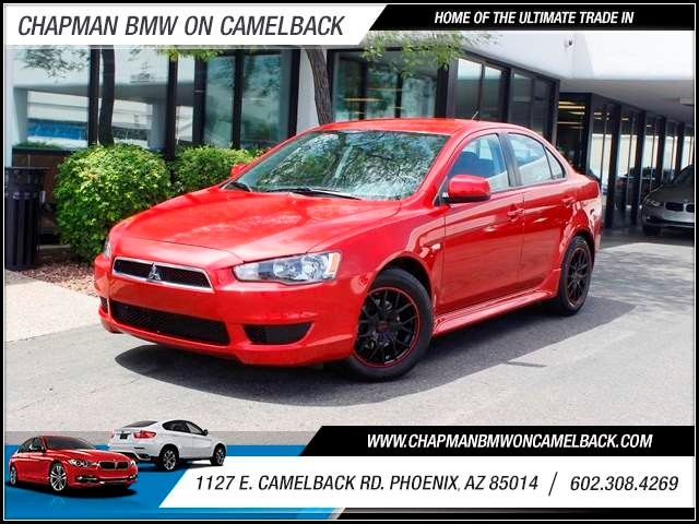 2011 Mitsubishi Lancer ES 33549 miles 602 385-2286 1127 E Camelback HOME OF THE ULTIMATE TRA