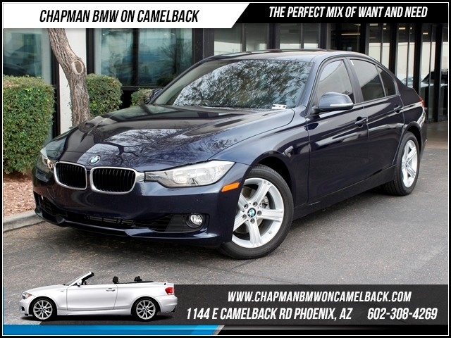 2013 BMW 3-Series Sdn 328i Prem Pkg Nav 32855 miles Chapman BMW on Camelback CPO Elite Sales Event