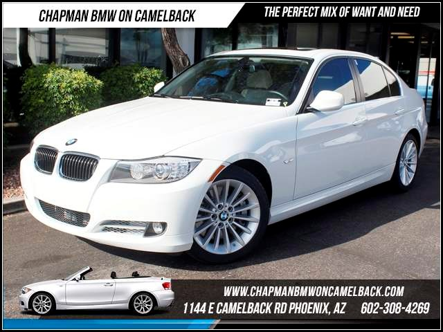 2011 BMW 3-Series Sdn 335d 21495 miles 1144 E CamelbackHappier Holiday Sales Event on Now Chap