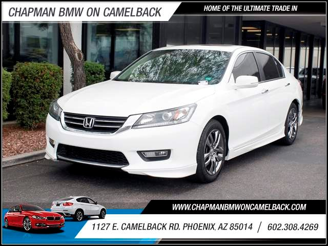 2013 Honda Accord EX-L wNavi 30316 miles 602 385-2286 1127 E Camelback HOME OF THE ULTIMATE