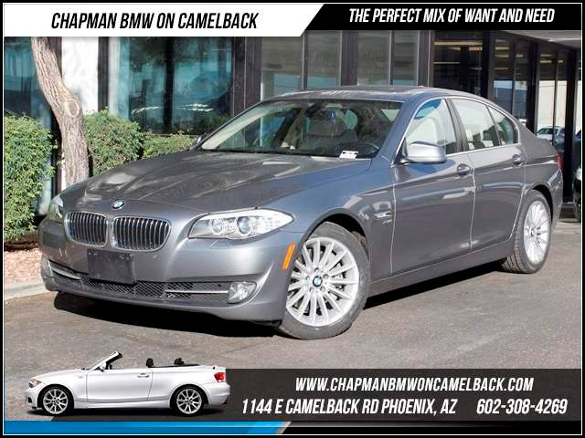 2011 BMW 5-Series 535i xDrive 30740 miles 1144 E CamelbackCPO Elite Sales Event on now at Chap