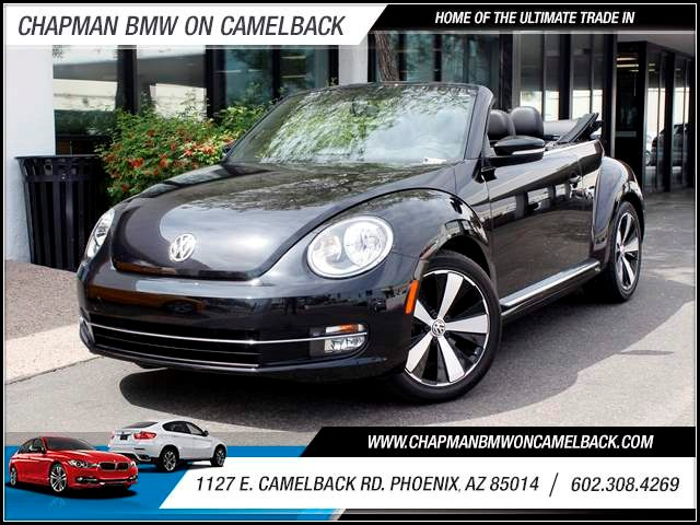 2013 Volkswagen Beetle Turbo 15175 miles 602 385-2286 1127 E Camelback HOME OF THE ULTIMATE
