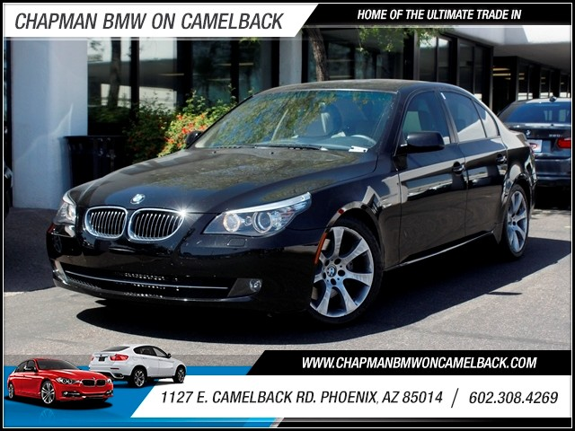 2008 BMW 5-Series 535i 43493 miles 602 385-2286 1127 Camelback TAX SEASON IS HERE Buy the c